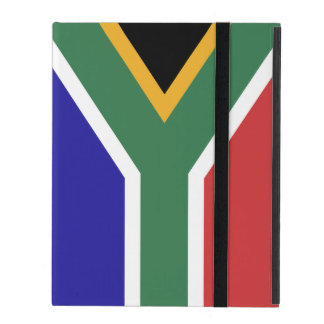 South Africa Flag iPad Case