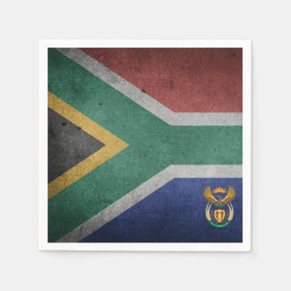South-Africa flag Paper Napkin
