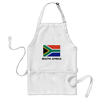 South Africa Flag Standard Apron
