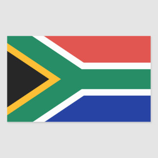 South Africa* Flag Sticker