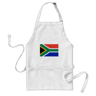 South Africa Flag The MUSEUM Zazzle Gifts Template Apron