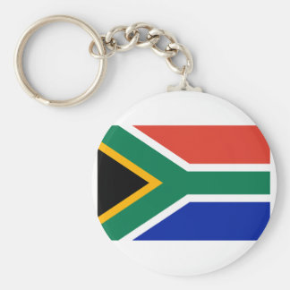 South Africa Flag The MUSEUM Zazzle Gifts Template Key Chain