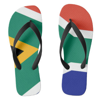 South Africa flag Thongs