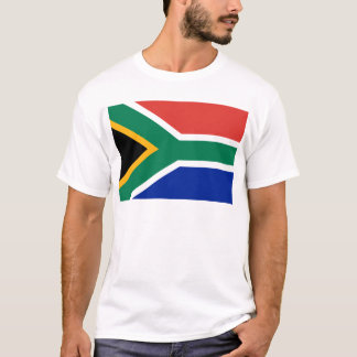 South Africa Flag -  Vlag van Suid-Afrika T-Shirt