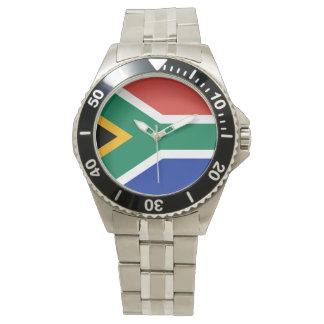 South Africa Flag -  Vlag van Suid-Afrika Watch