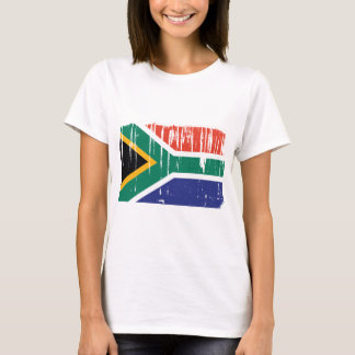 South Africa Flag World T-Shirt