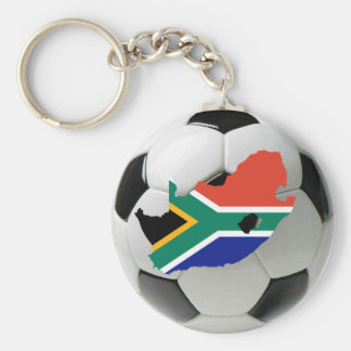 South Africa football Key Ring
