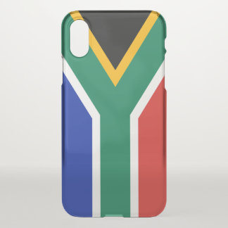South Africa iPhone X Case