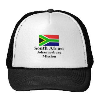 South Africa Johannesburg Mission Hat