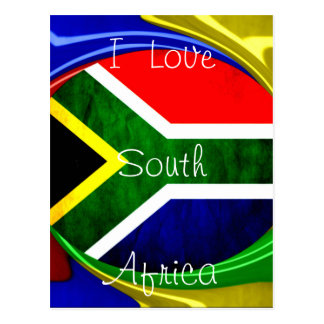 South Africa Mama Africa Customize Product Postcard