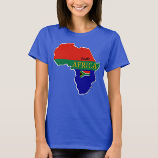 South-Africa Map Designer#2 Shirt Apparel Him Hers