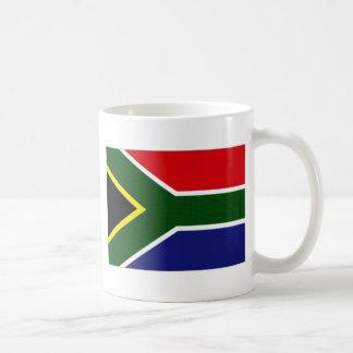 South Africa National Flag Coffee Mug