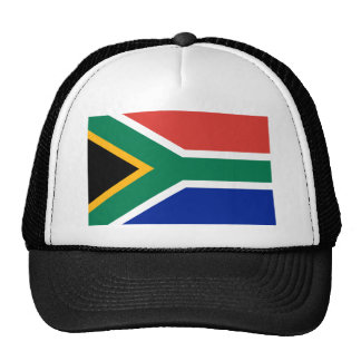 South Africa National World Flag Cap