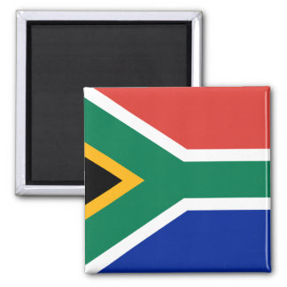 South Africa National World Flag Magnet
