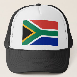 South Africa National World Flag Trucker Hat
