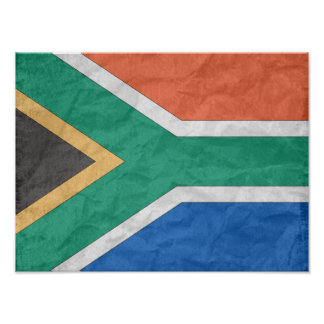 South Africa Print