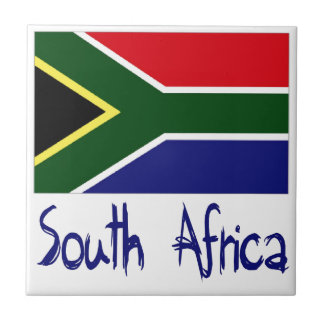 South Africa Small Square Tile