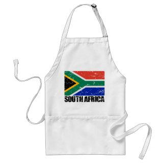 South Africa Vintage Flag Aprons