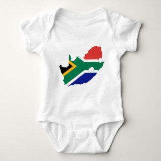 South Africa ZA Baby Bodysuit