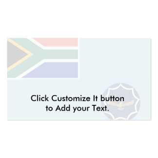 South African Air Force, South Africa Pack Of Standard Business Cards