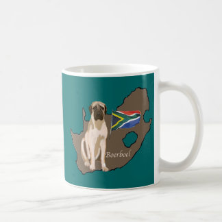 South African Boerboel Mastiff Coffee Mug