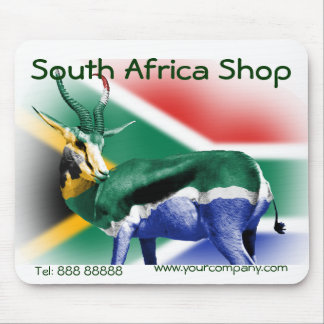 South African Business Mousepad