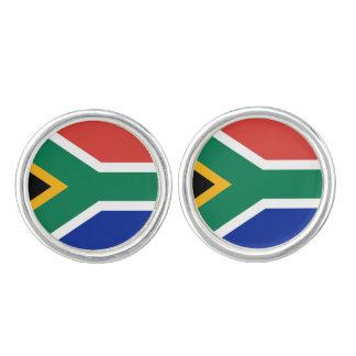 South African flag Cufflinks