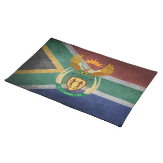 South African flag Placemat