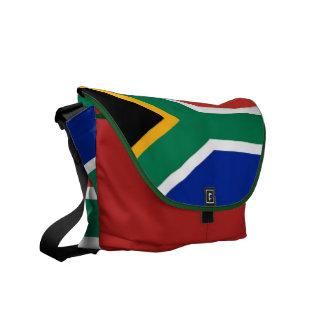South African Flag Rickshaw Messenger Bag
