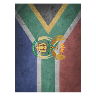 South African flag Tablecloth