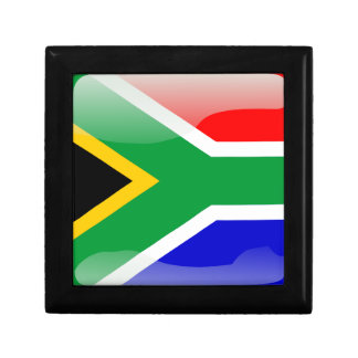 South African glossy flag Gift Box