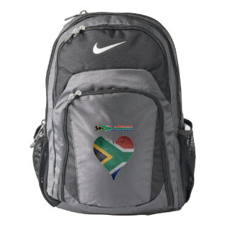 South African heart Backpack