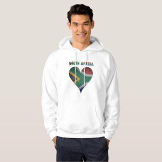 South African heart Hoodie