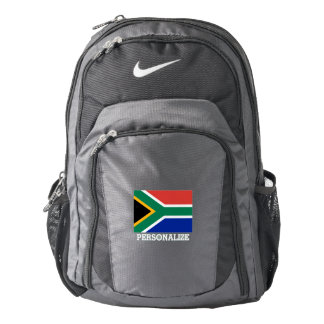 South African pride country flag rucksack custom Backpack