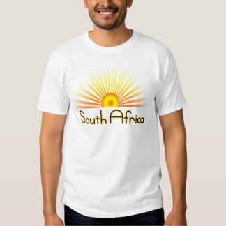 South African Sunrise  Genesis Unisex T-shirt