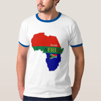 South Africa's Map Designer#1 Name Brand Shirts