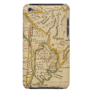South America 11 iPod Touch Case-Mate Case