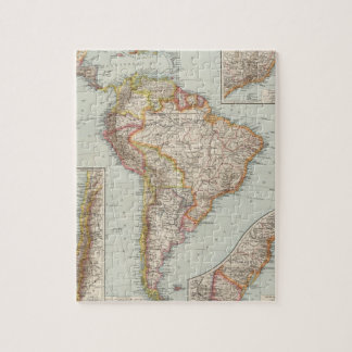 South America 2 Jigsaw Puzzle