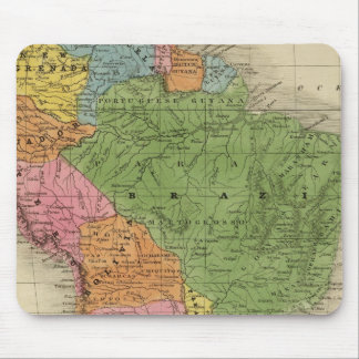 South America 30 Mouse Pad