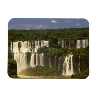 South America, Argentina, Brazil, Igwacu Falls, Magnet