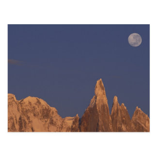 South America, Argentina, Patagonia Parque Postcard