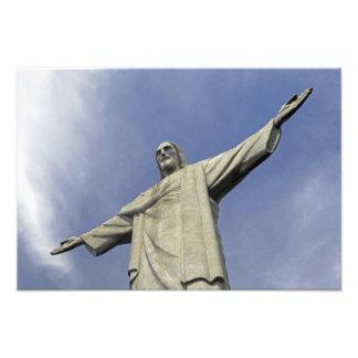 South America, Brazil, Rio de Janeiro. Christ 2 Art Photo