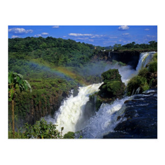 South America; Latin America; Argentina; Brazil; Postcard