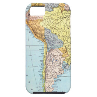SOUTH AMERICA: MAP, c1890 Case For The iPhone 5
