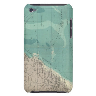 South Atlantic Ocean Barely There iPod Covers
