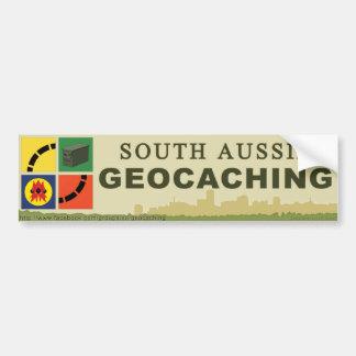 South Aussie Geocaching BUMPER STICKER