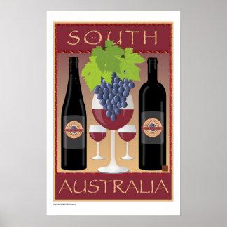 South Australia-Print