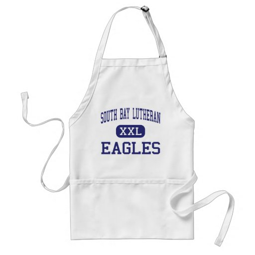 South Bay Lutheran - Eagles - High - Torrance Apron