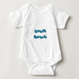 South Beach Baby Clothes Baby Bodysuit