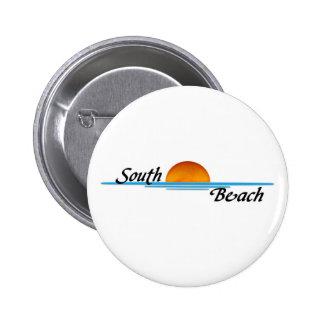 South Beach Pin